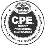 Certified Professional Electrologist